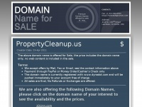 propertycleanup.us