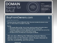 buyfromowners.com
