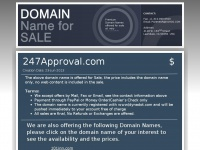247approval.com