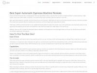 bestsuperautomaticespressomachine.com