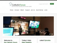 catholicforuminc.org Thumbnail