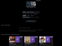 vgstreams.com Thumbnail
