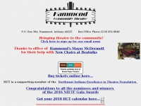 hammondcommunitytheatre.org