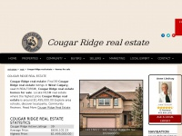 Cougarridgerealestate.ca