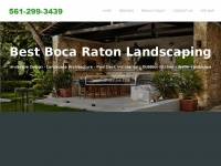 bestbocaratonlandscaping.com