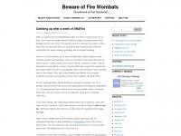 firewombats.com