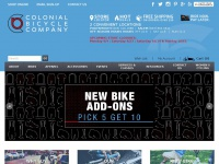 colonialbicycle.com