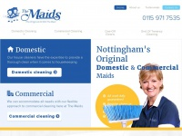 themaidscleaning.co.uk Thumbnail