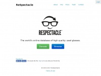 Respectacle.org