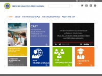 Certifiedanalytics.org