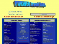 Pukweb africa travel and safari links
