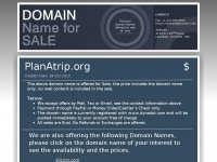 planatrip.org