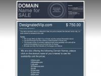 designatedvip.com