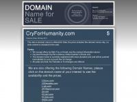 cryforhumanity.com
