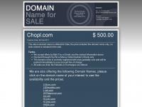 chopl.com