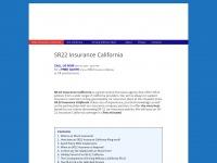 sr22insurancecalifornia.com