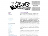lookoutrecords.com