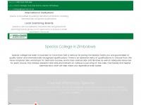 specisscollege.com