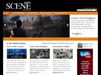 Afghan Scene ISSUE 124 I November 2014