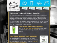 pearlstreetbagels.com