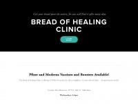 Breadofhealingclinic.org