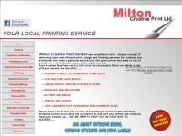 miltoncreativeprint.co.uk
