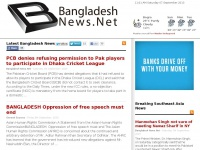 Bangladesh News - Bangladesh News.Net | Live News as it happens in Bangladesh