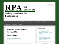 Rpasafetyservices.co.uk