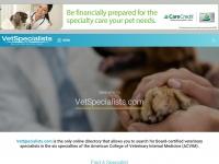 vetspecialists.com