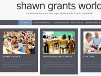 shawngrantsworld.com
