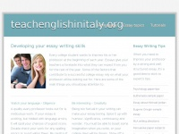 Teachenglishinitaly.org