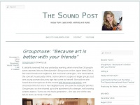 Thesoundpost.org
