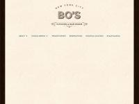 bosrestaurant.com