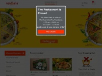 Nandhanarestaurants.com