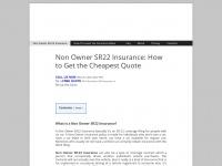 nonownersr22insurance.com