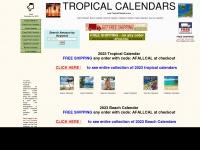 tropicalcalendars.com