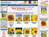 sunflowercalendar.com