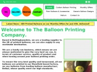 theballoonprintingcompany.co.uk