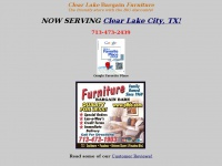 clearlakebargainfurniture.com