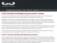 theselfbalancingscooters.com
