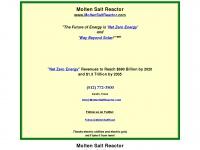moltensaltreactor.com