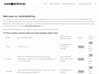 casinobetting.eu Thumbnail