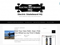 electricskateboardhq.com