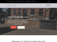 Threecountiesbarhire.co.uk