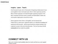 Toolsfororganizers.org