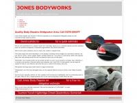 jonesbodyrepairs.co.uk