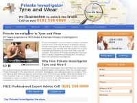 private-investigator-tyne-and-wear.co.uk Thumbnail