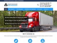 Truckcommercialinsurance.net