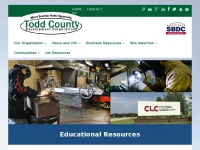 Toddcountydevelopment.org