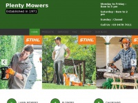plentymowers.com.au